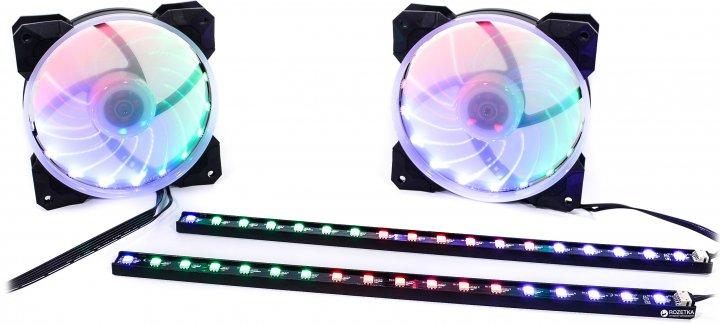 Набор подсветки для корпуса QUBE RGB Chamelion Kit v01 (RGB_CHAMELION_KITv01) - изображение 1