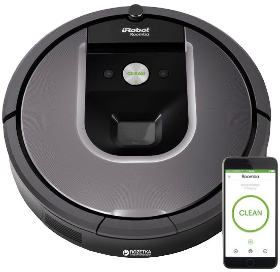 Робот-пылесос iRobot Roomba 960 - изображение 1
