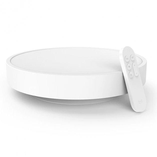 Стельовий смарт-світильник Xiaomi Yeelight Smart LED Ceiling Light 320 White - зображення 1