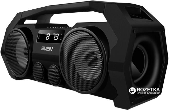 Акустична система Sven PS-465 Black - зображення 1