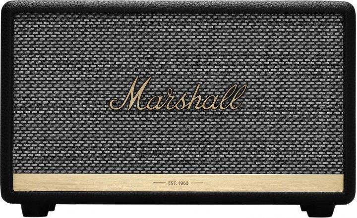MARSHALL Loud Speaker Acton II Bluetooth Black - зображення 1