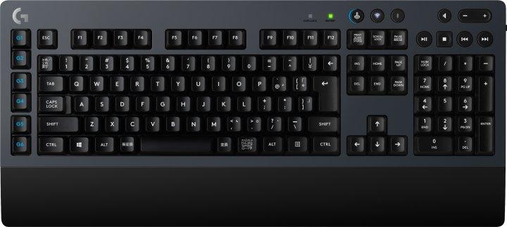 Клавіатура бездротова Logitech G613 (920-008395) - зображення 1