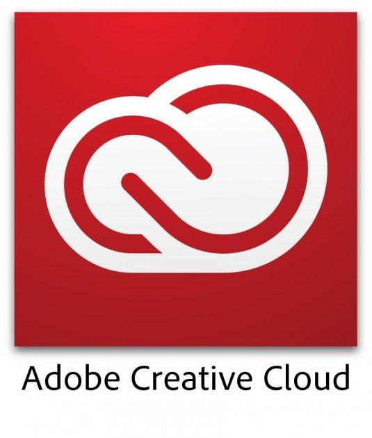 Adobe Creative Cloud for teams. Лицензии для коммерческих организаций и частных пользователей, годовая подписка на одного пользователя в пределах заказа от 1 до 9 (65297752BA01A12) - изображение 1