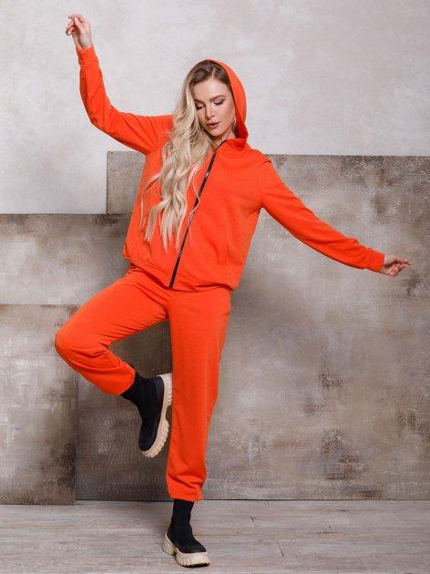 Спортивный костюм ISSA PLUS 12410 L Терракотовый (2001012262392) - изображение 1