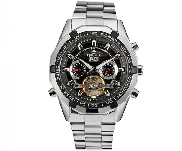Механические часы с автоподзаводом FORSINING TEXAS - изображение 1