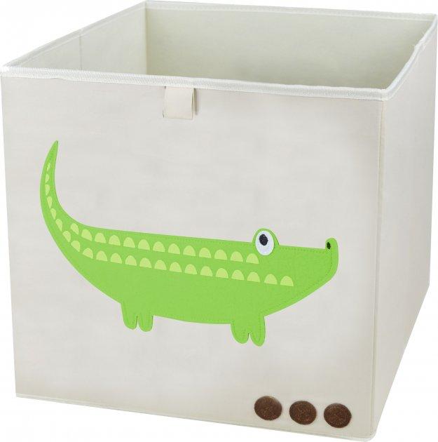 Короб складаний Handy Home Крокодил 33x33x33 (CH12) - зображення 1