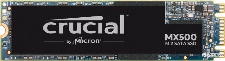 Crucial MX500 250GB M.2 2280 SATAIII TLC (CT250MX500SSD4) - зображення 1