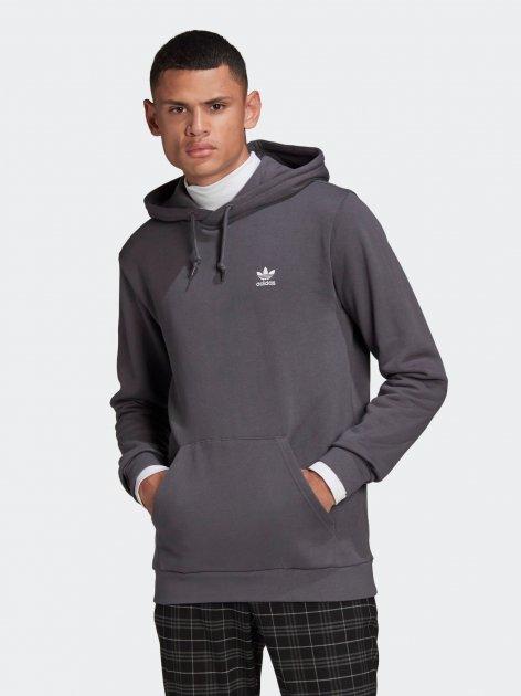 Худі Adidas Essential Hoody GN3388 L Grefiv (4064045937581) - зображення 1