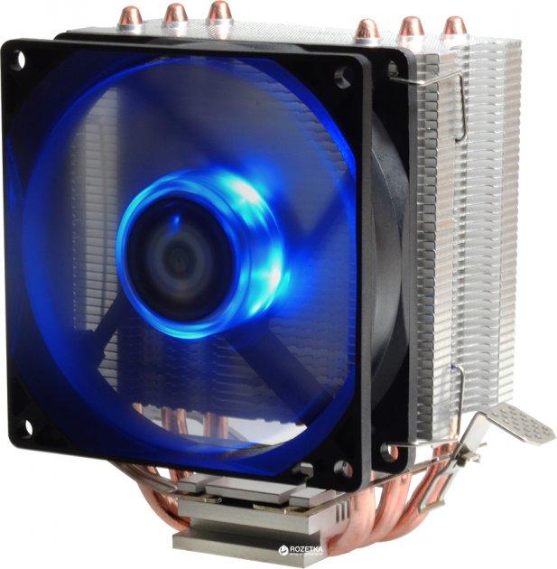 Кулер ID-COOLING SE-903-B Blue LED - зображення 1