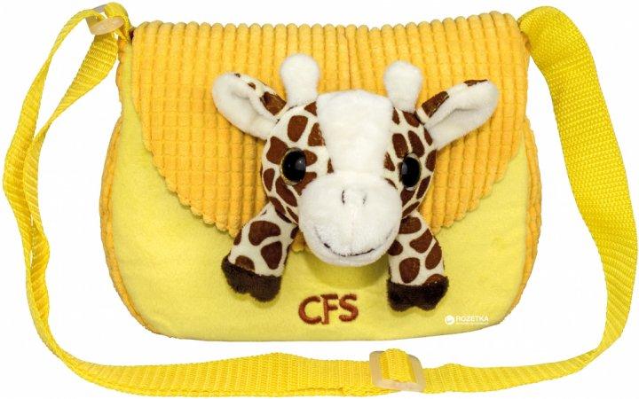 Сумка дошкольная Cool For School Giraffe (CF86078) - изображение 1