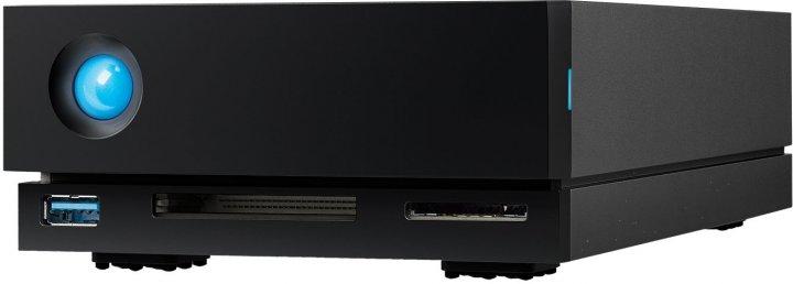 "Жорсткий диск LaCie 1 Big Dock Thunderbolt 3 8 TB STHS8000800 3.5"" External - зображення 1"