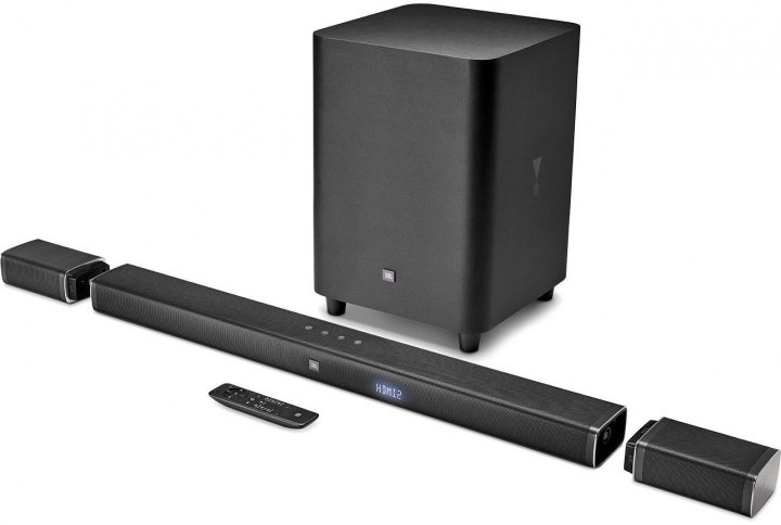 JBL Bar 5.1 Black (JBLBAR51BLKEP) - изображение 1