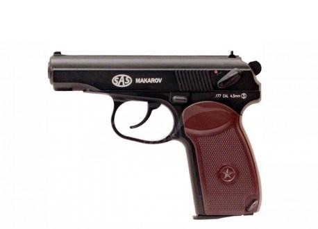 Пневматический пистолет SAS Makarov (23701430) - изображение 1