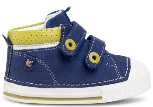 Кеды кожаные Lasocki CI12-2916-01 20 Синие (5903419103957) - изображение 1