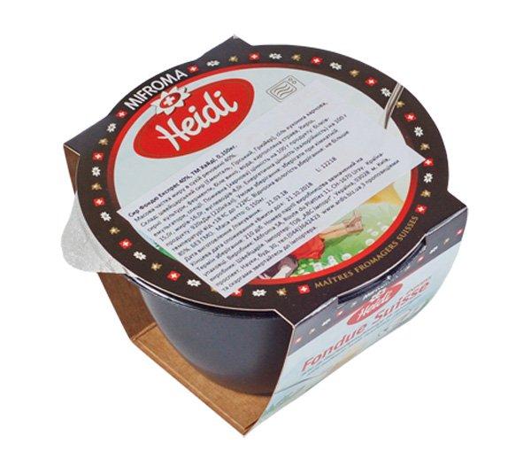 Сыр Heidi Фондю Экспресс, 150 г - изображение 1
