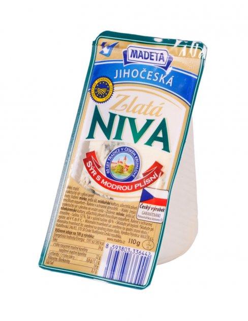 Сир Madeta Злата Ніва 110 г - зображення 1