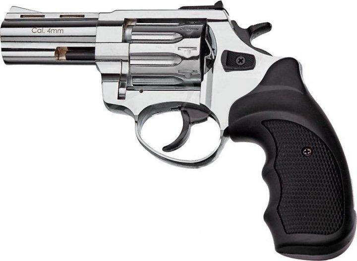 Револьвер флобера Stalker 3 дюйми Black Nickel (ST3SN) - зображення 1