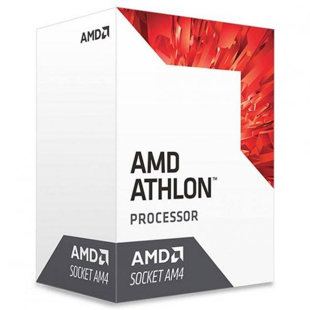 Процессор AMD Athlon ™ II X4 950 (AD950XAGABBOX) (WY36AD950XAGABBOX) - изображение 1
