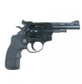 Револьвер під патрон Флобера Weihrauch Arminius (HW) 4 рукоять резинопластик - зображення 1