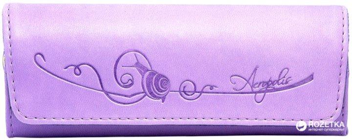 Футляр для очков Аcropolis Ф-60/36 Фиолетовый - изображение 1
