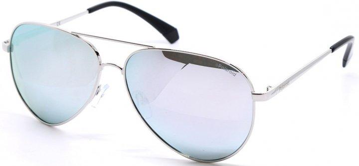 Солнцезащитные очки Polaroid PLD PLD 6012/N/NEW 01062EX Серые (716736240213) - изображение 1