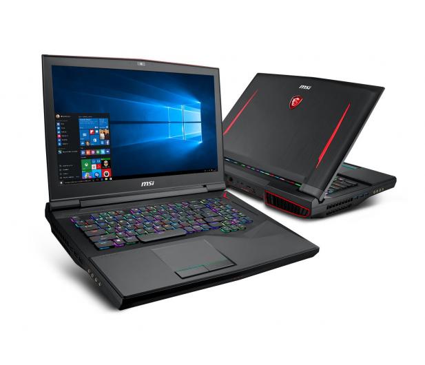 Ноутбук MSI GT75 i9-8950HK/32GB/1TB+256/2 x GTX1070 SLI/Win10 - зображення 1
