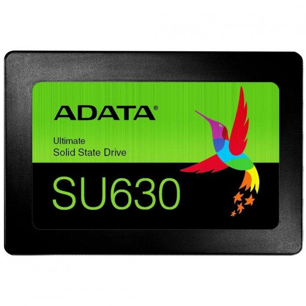 """Накопичувач SSD 2.5"""" 960GB ADATA (ASU630SS-960GQ-R) - зображення 1"""