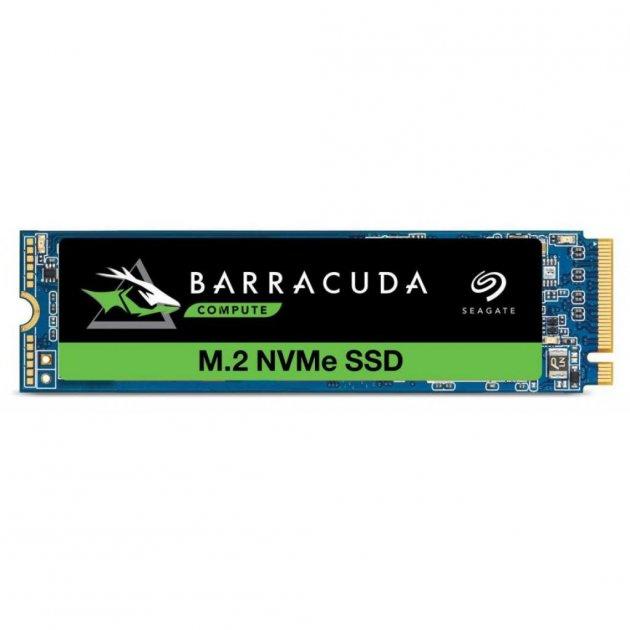 Накопичувач SSD M. 2 2280 250GB Seagate (ZP250CM3A001) - зображення 1