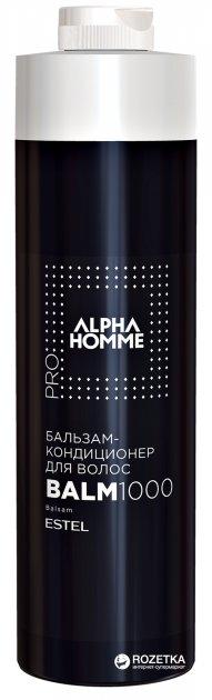 Бальзам-кондиционер для волос Estel Professional Alpha Homme Pro 1000 мл (4606453051246) - изображение 1