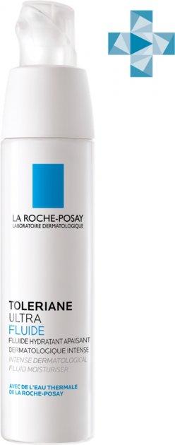 Флюид La Roche-Posay Tolériane Ultra успокаивающий для лица и глаз 40 мл (3337872414091) - изображение 1
