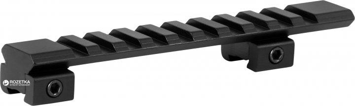 Планка збройова Grand Way 125 мм (D0027-WEAVER) - зображення 1