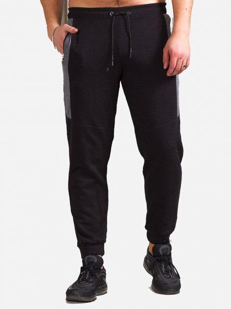 Спортивные брюки DEMMA 747 50 Черные (4821000022894_Dem2000000008776) - изображение 1