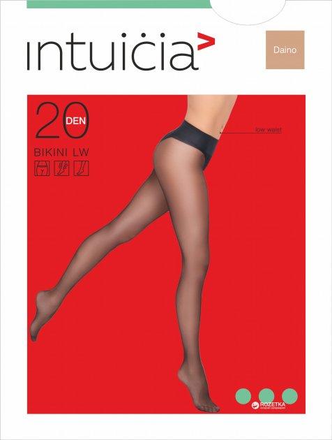 Колготки Intuicia Bikini Lw 20 Den 2 р Daino (4823072913988) - изображение 1