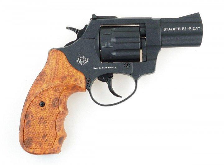 """Револьвер Stalker 2.5"""" рукоятка під дерево - зображення 1"""