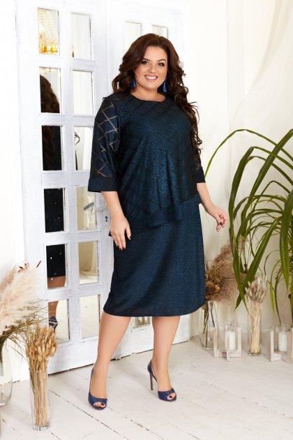 Платье ALDEM 1950 58/60 Темно-синее (2000000381190) - изображение 1
