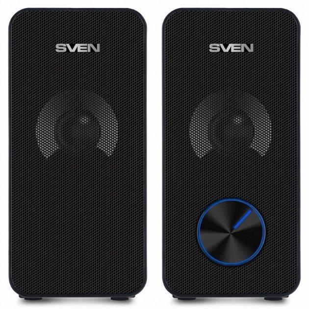 Акустическая система SVEN 335 Black - изображение 1