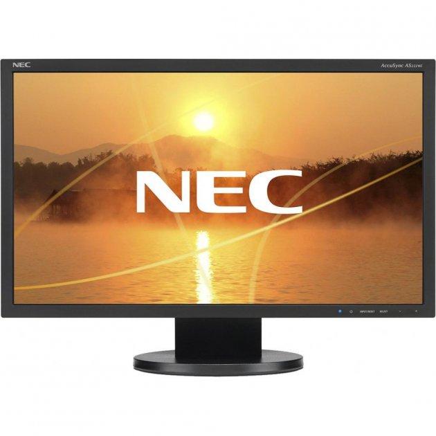 Монитор NEC AS222Wi black (60004375) - изображение 1