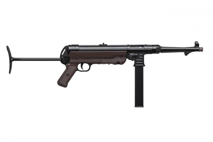 Гвинтівка пневматична Umarex Legends MP German кал.4,5 мм - зображення 1