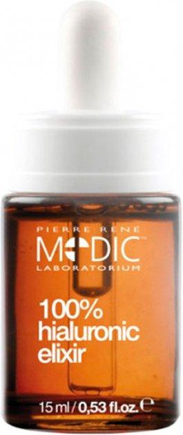 Эликсир Pierre Rene Medic Laboratorium Гиалуроновая кислота 100% 15 мл (3700467820995) - изображение 1