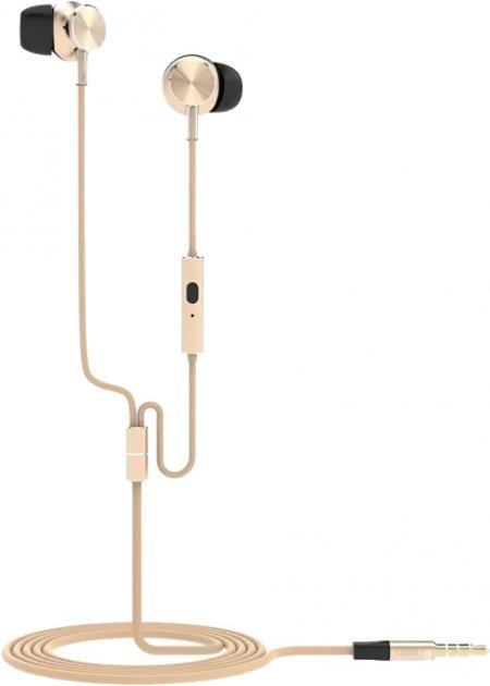 Навушники UiiSii GT500 Gold (2000984648647) - зображення 1