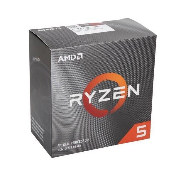 Процессор AMD AM4 Ryzen 5 3600 100-100000031BOX 6 ядер 3.6GHz - зображення 1