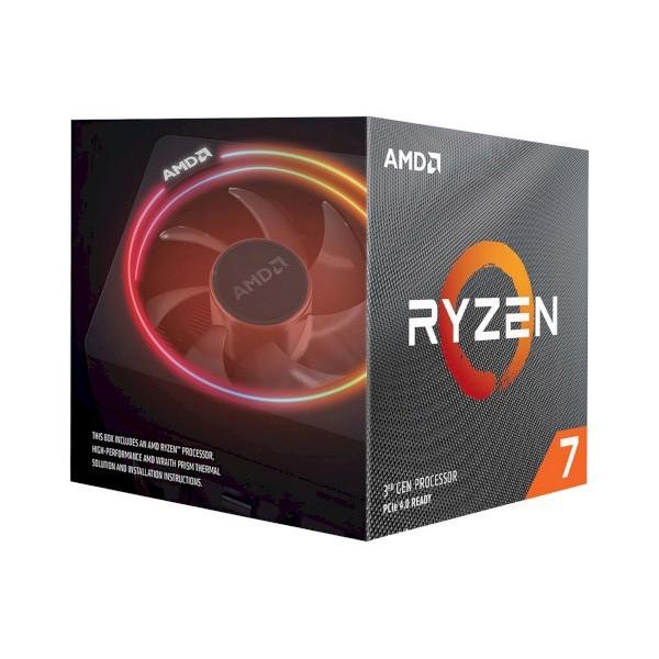 Процессор AMD AM4 Ryzen 7 3700X 3.6GHz 32MB sAM4 BOX 100100000071BOX гарантия 36 мес - зображення 1