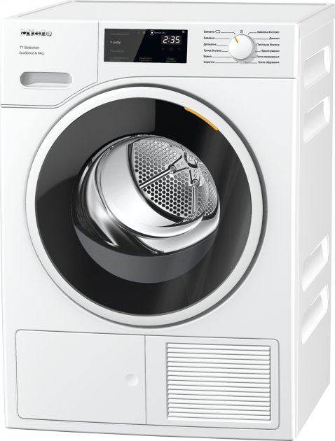 Сушильний автомат MIELE TSF 643 WP - зображення 1