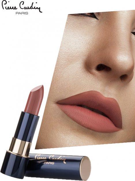 Матовая губная помада Pierre Cardin Matte Rouge Обнаженная Любовь 9 мл (8680570461610) - изображение 1