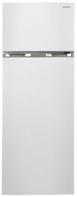 Двухкамерный холодильник SHARP SJ-T1227M5W-UA - изображение 1