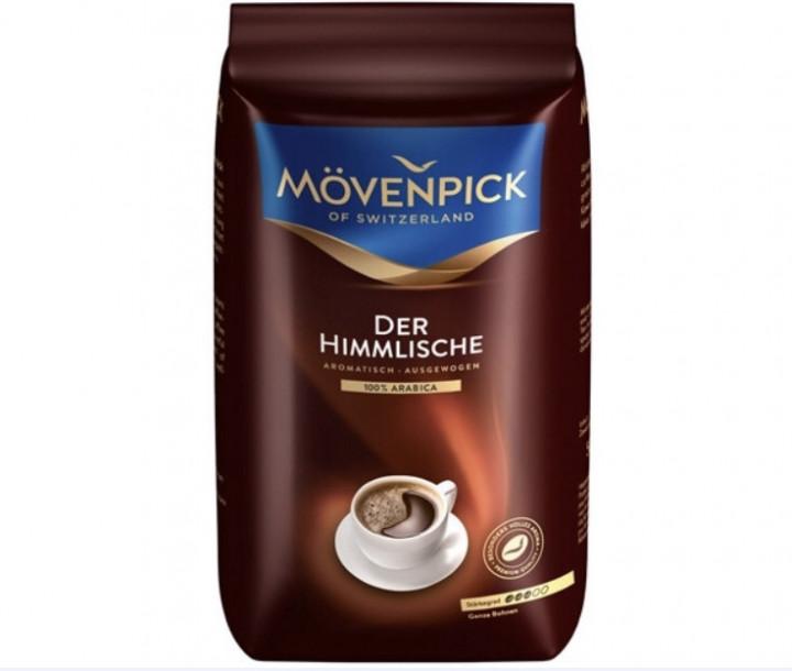 Кофе Movenpick Der Himmlische в зернах 1000 г - изображение 1