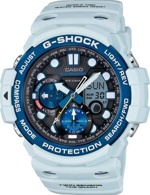 Чоловічі годинники CASIO GN-1000C-8AER - зображення 1