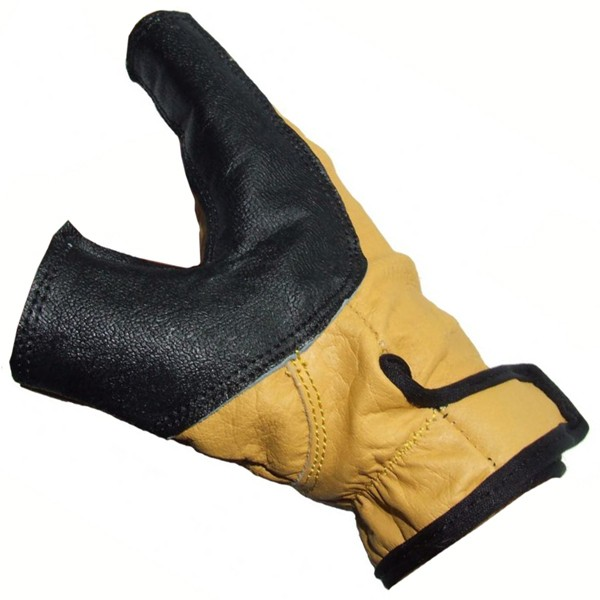Рукавичка White Feather Bow Hand Protector Fire розмір S - зображення 1