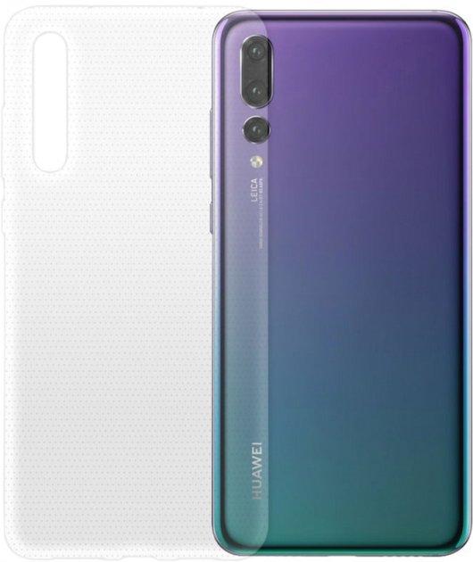 Панель GlobalCase TPU Extra Slim для Huawei P20 Pro Светлая (1283126483394) - изображение 1