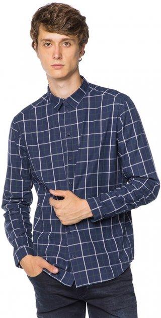 Рубашка MR520 MR 123 1522 0818 M Blue (2000099764775) - изображение 1